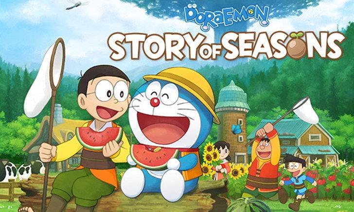 DORAEMON Story of Seasons วางจำหน่ายเวอร์ชั่นภาษาไทยแล้ว