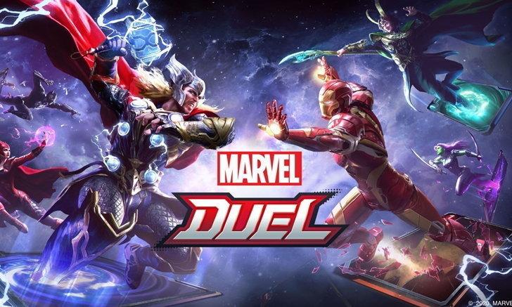 MARVEL Duel เกมการ์ดจักรวาลซูเปอร์ฮีโร่เปิดให้ดาวน์โหลดแล้วบนสโตร์