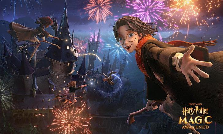 เตรียมร่ายคาถากับ Harry Potter: Magic Awakened พร้อมรองรับภาษาไทยเร็ว ๆ นี้่