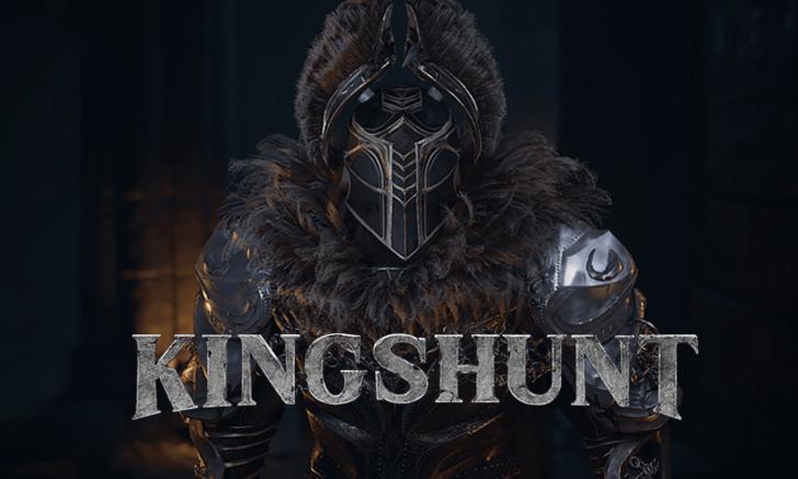 Kingshunt กำลังจะมีการเปิดให้บริการ Open Beta ในเดือนนี้