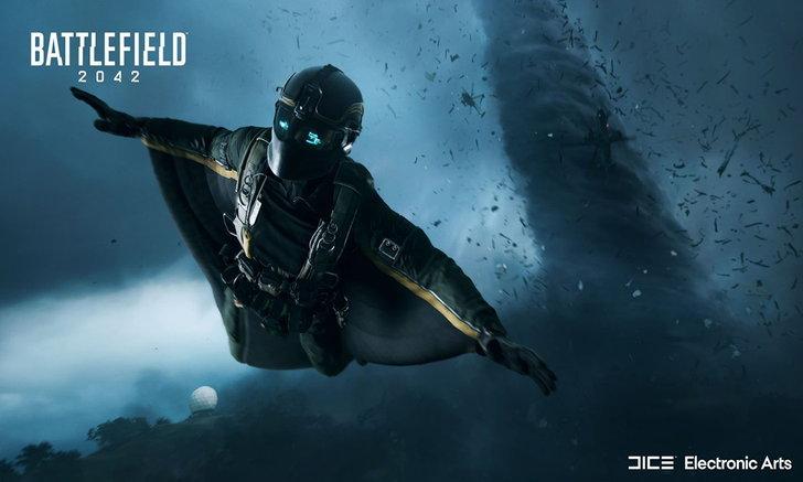Battlefield 2042 เปิดตัวพร้อม จรวด-โดรน-หุ่น-พายุ พร้อมรายละเอียดจัดเต็ม!
