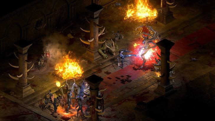 แนะนำเกม Diablo II