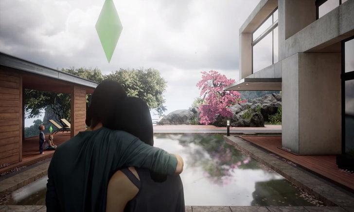 แฟนเกมสร้างคลิป The Sim 5 โดยใช้ Unreal 5 + Ray Tracing สมจริงสุด ๆ