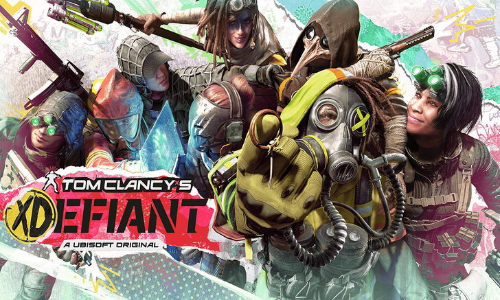 เปิดตัว Tom Clancy's XDefiant เกมออนไลน์ FPS แบบ 6 VS 6  เล่นฟรี