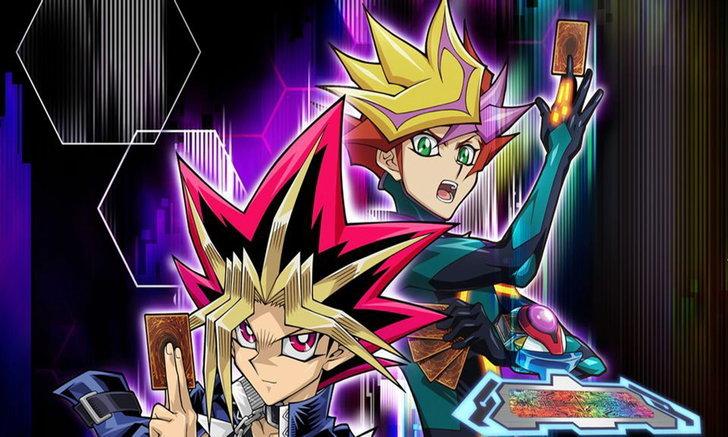 Konami เปิดตัวเกม Yu-Gi-Oh! ใหม่ 3 ภาครวด