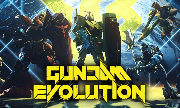 เห็นแล้วน้ำเดิน Gundam Evolution เกมยิง FPS ในรูปแบบออนไลน์บนพีซี