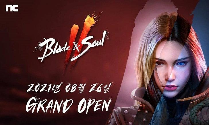 เปิดให้มันส์แล้ว Blade & Soul 2 เกมเก็บเลเวลฟอร์มยักษ์พร้อมให้บริการ