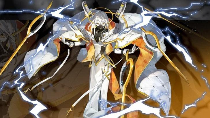Alchemy Stars กับความสามารถตัวละคร 6 ดาวฉบับแปลไทย ธาตุสายฟ้า