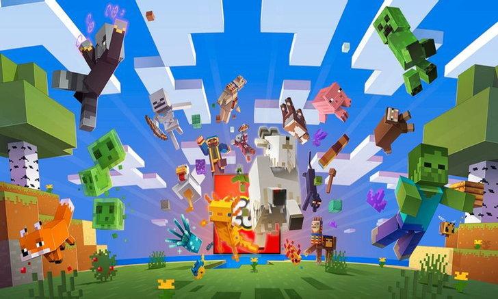 เผย MOD เปลี่ยนบล็อกจาก Minecraft เป็น LEGO