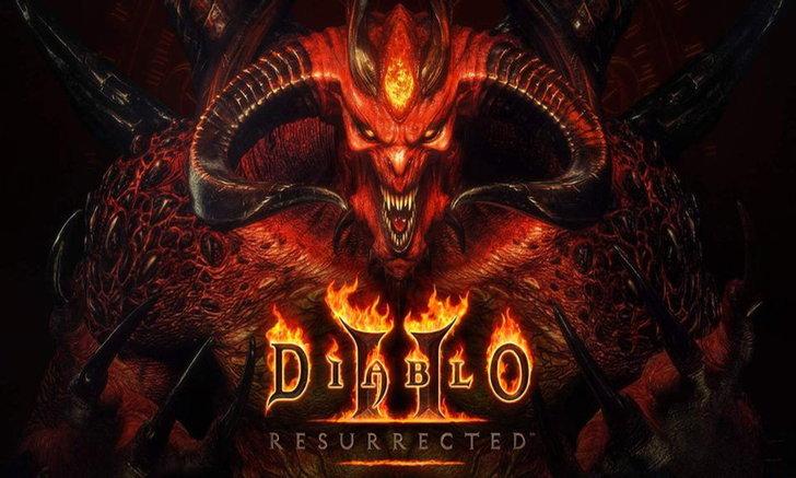Diablo 2: Resurrected เผยคลิปตัวอย่างคลาส Barbarian และ Sorceress