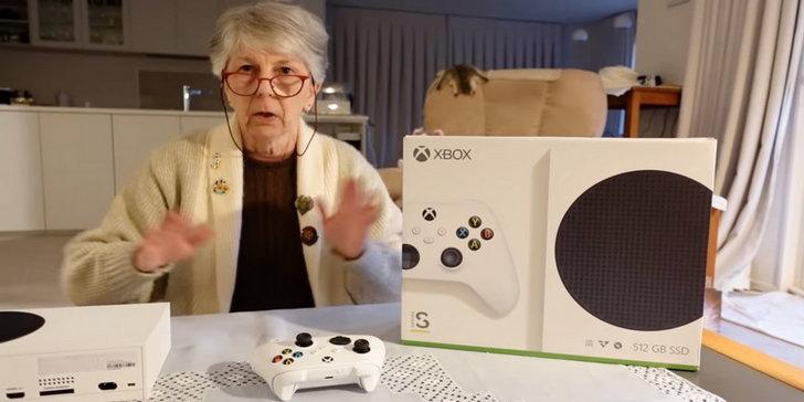 คุณยายยูทูปเบอร์ปลื้ม เลือกซื้อ Xbox Series S มากกว่า PS5
