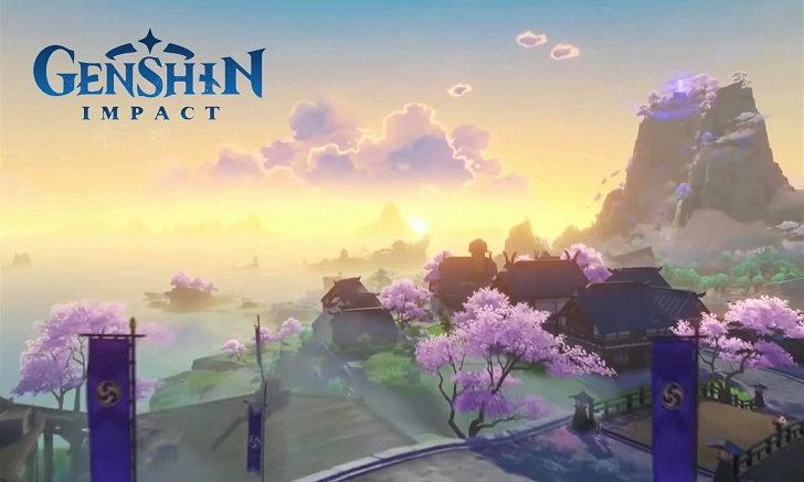 Genshin Impact เปิดบ้านทรง Japan สไตล์ Inazuma เตรียมเข้า Serenitea Pot
