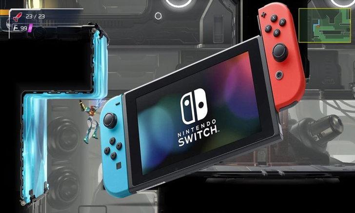 ปู่นินลดราคาเครื่อง Nintendo Switch ในยุโรป