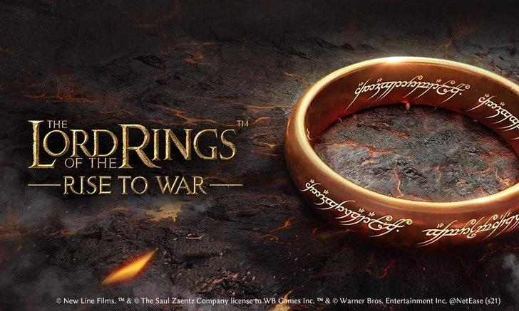 แหวนครองพิภพ The Lord of The Rings: Rise to War เปิดลงทะเบียนในไทย
