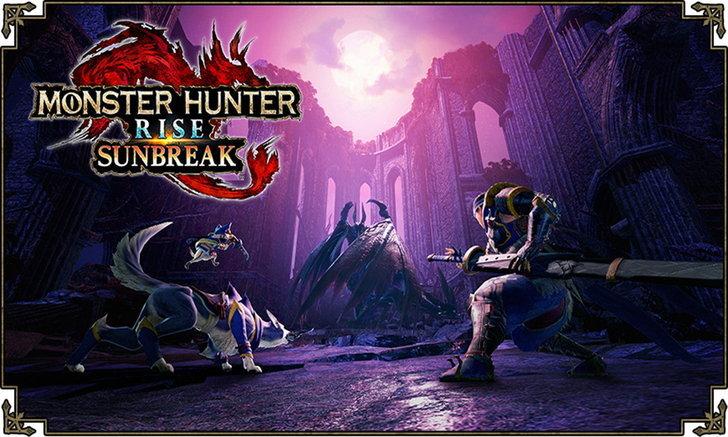 Monster Hunter Rise Sunbreak ส่วนเสริมเกมล่าแย้ตัวใหม่ เตรียมปล่อยปีหน้า