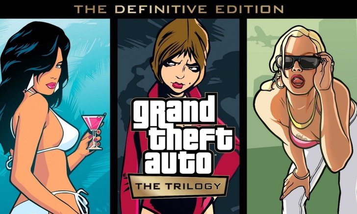 Grand Theft Auto: The Trilogy ประกาศวางจำหน่ายปลายปีนี้