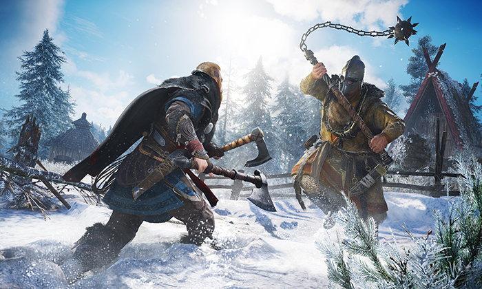 คะแนนรีวิว Assassin's Creed Valhalla จากสื่อตปท. พบเวอร์ชั่น PS มีเซ็นเซอร์ด้วย
