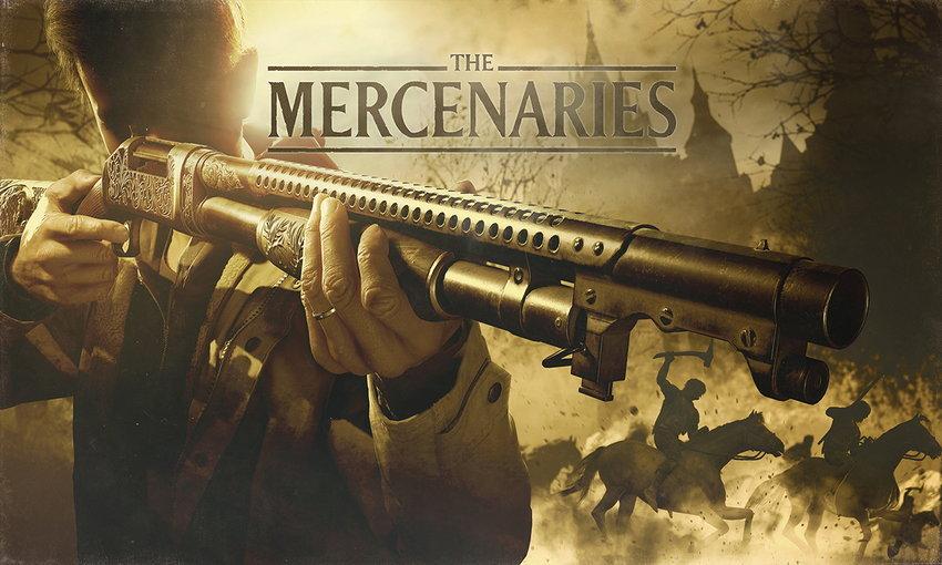 Resident Evil : Village เผยโหมดใหม่สาดกระสุนยิงไม่ยั้ง The Mercenaries