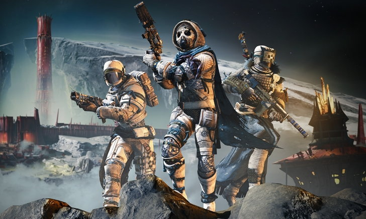 Destiny 2: Beyond Light ตัวขยาย Expansion ประกาศเลื่อนอัปเดตออกไป