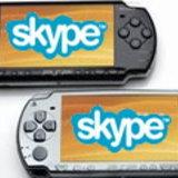 ใช้โปรแกรม Skype บน PSP
