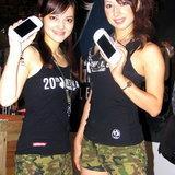 <b>ส่งท้ายงาน TGS 2007 กับภาพพริตตี้ชุดใหญ่</b>