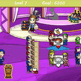 <b>Diner Dash: Sizzle & Serve</b> [Preview]