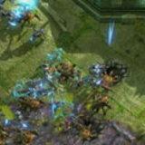 เกมส์ StarCraft II ฝ่าย Zerg vs. Protoss