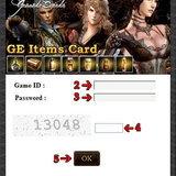 รับไอเทมง่ายๆ กับ GE Items Card [PR]