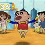 Crayon Shin-Chan Saikyou Kazoku Kasukabe King Wii [Preview]