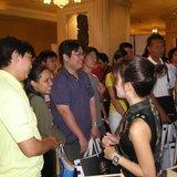 บรรยากาศกิจกรรม SF ในงาน i-Cafe Summit 2006 [PR]