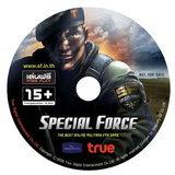 รายละเอียดการขอรับแผ่นซีดีเกม Special Force [PR]