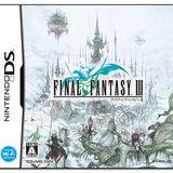 ปกเกม Final Fantasy III (NDS) [News]