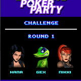 Lara Croft's Poker Party [Preview]