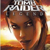 Lara Croft Tomb Raider Legend  [Packshot & Screenshot]