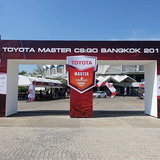 Toyota Master CS:GO Thailand 2018