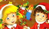 เกมส์ช่วยลุงซานต้าหาของ