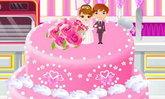 เกมส์เจ้าหญิงทำเค้กแต่งงานสูตรลับ