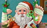 เกมส์ทำแผลให้ลุงซานต้า
