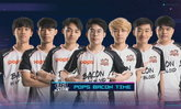 RoV สรุปผลงาน POPS Becon Time หลังจบ Group Stage Week 1