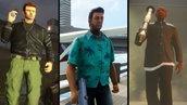 ตัวอย่างแรกประกาศวันวางจำหน่าย Grand Theft Auto: The Trilogy
