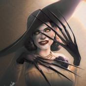 ส่องแฟนอาร์ต สาวแวมไพร์ Lady Dimitrescu ใน Resident Evil ...