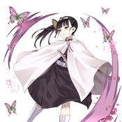 ชมแฟนอาร์ตตัวละคร สึยุริ คะนะโอะ หรือ ซึยูริ คานาโอะ Tsuyuri Kanao ในดาบพิฆาตอสูร หรือ Demon Slayer: Kimetsu no Yaiba