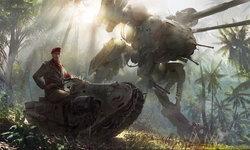 รวมภาพ Concept Art สวยๆของภาพยนตร์ Metal Gear Solid