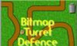 Bitmap Turret Defence