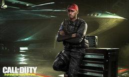 นักแข่ง F1 ชื่อดัง ร่วมแสดงในเกม Call of Duty: Infinite Warfare