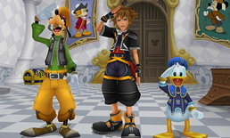 Square Enix จัดเต็มอัพเดท Kingdom Hearts สามภาครวด