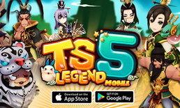 TS5 Legend : การกลับมาอีกครั้งของเกมระดับตำนานในรูปแบบมือถือ