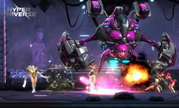 Hyper Universe เกม MOBA 2D เตรียมเปิดเวอร์ชั่นอังกฤษเร็วๆนี้