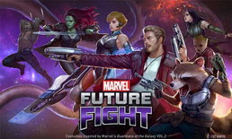 MARVEL Future Fight เผยฮีโร่ใหม่จาก Guardians of the Galaxy Vol. 2