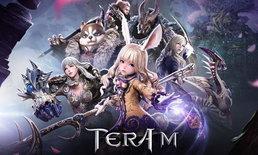รีวิว TERA M มุดไปเกาหลีเล่นเกมออนไลน์มือถือตัวใหม่ของ Netmarble